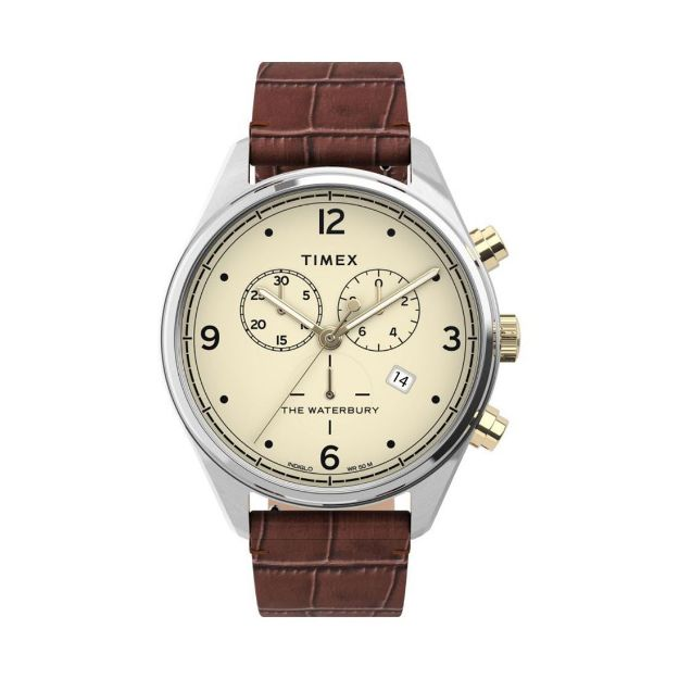 Picture of Ted Baker White Dial Men's Watch