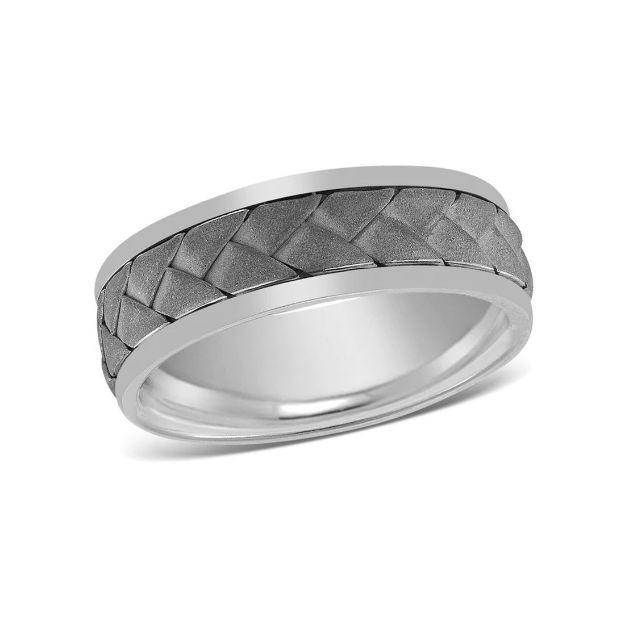 Picture of Handmade Titanium Ring